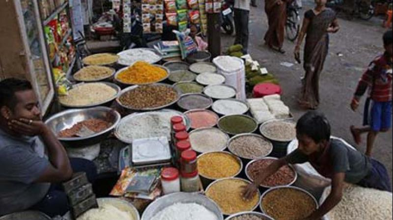 India's wholesale price inflation jumps to 3.18% in March