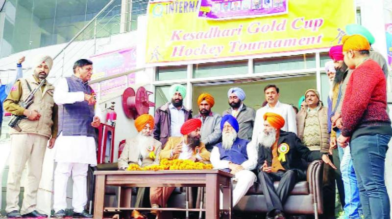 Sikhs increase country's pride in sports: Brahmpura