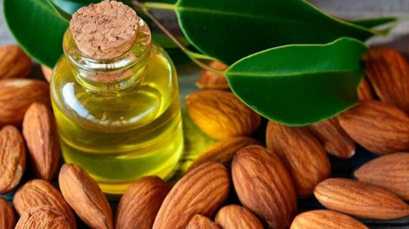 almonds oil benifits