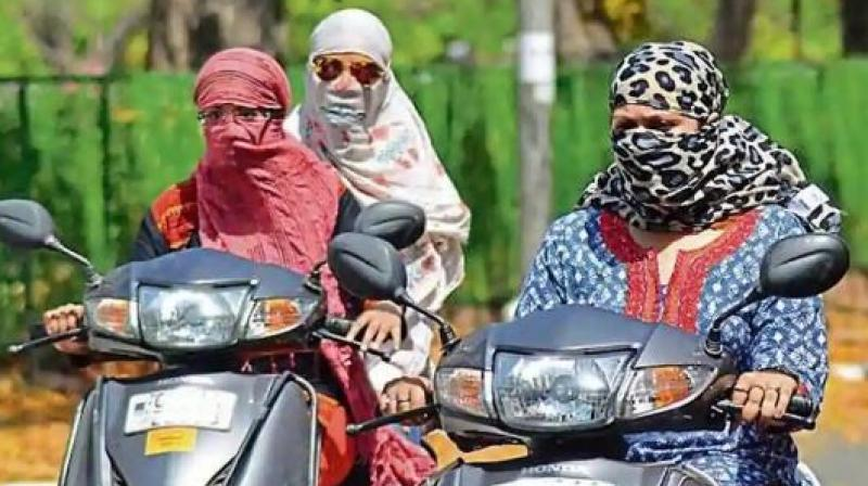 These Women Will Get Relief On Helmets