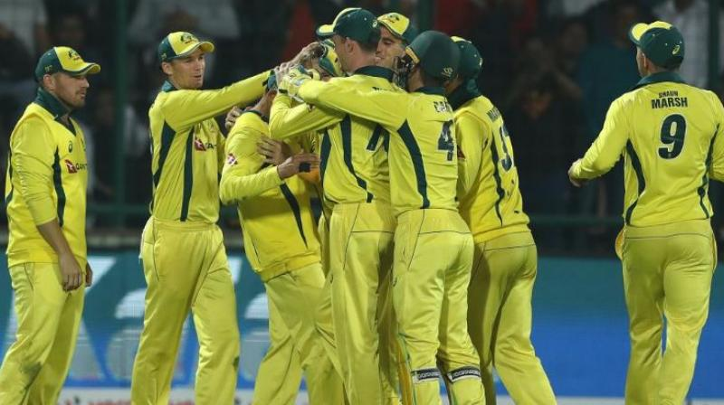 Australia beat India by 35 runs