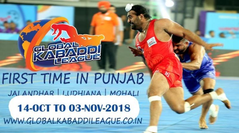 Global Kabaddi League