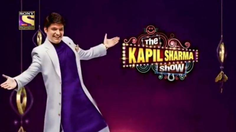 Something happened at Kapil Sharma's show, watch the video