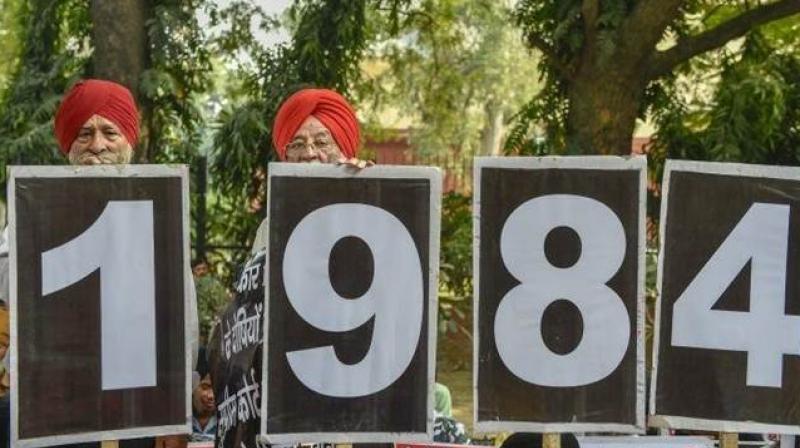 Sikh Genocide 1984