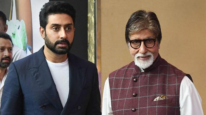 Amitabh Bachchan and Son Abhishek Test Coronavirus positive