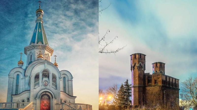 Kaliningrad russian enclave with european taste