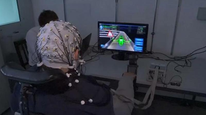 Scientists develop video game that can be controlled by the mind