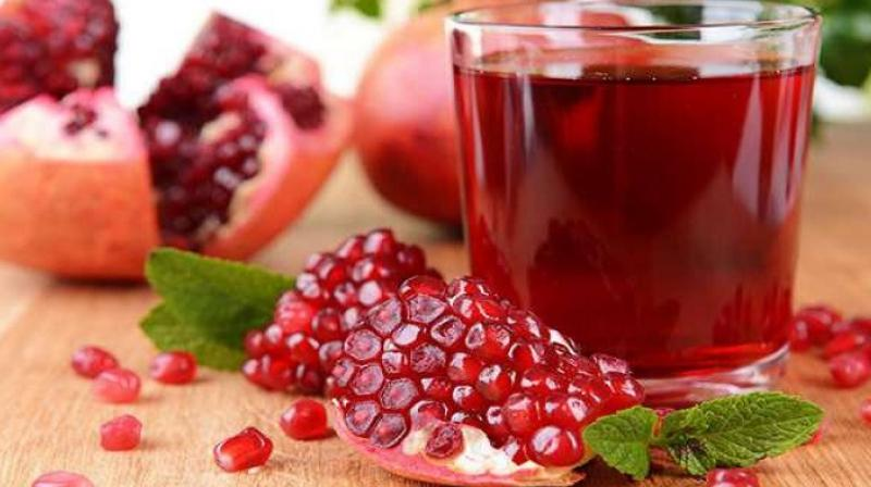 Drink Pomegranate Juice