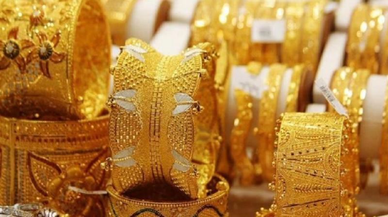 Gold silver prices down rs 68 to rs 38547 per 10 gram