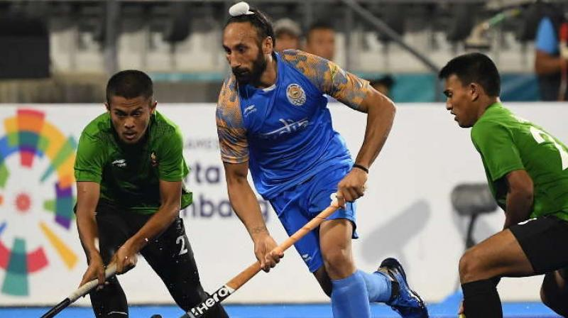 Indian Mens Hockey Team