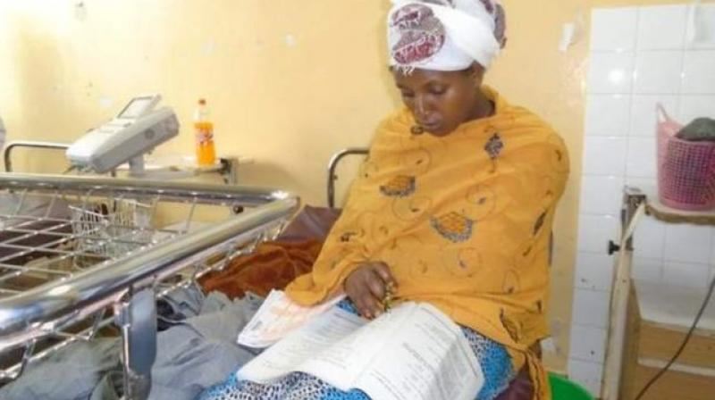 ethiopian woman gives birth and sits exams 30 minutes later