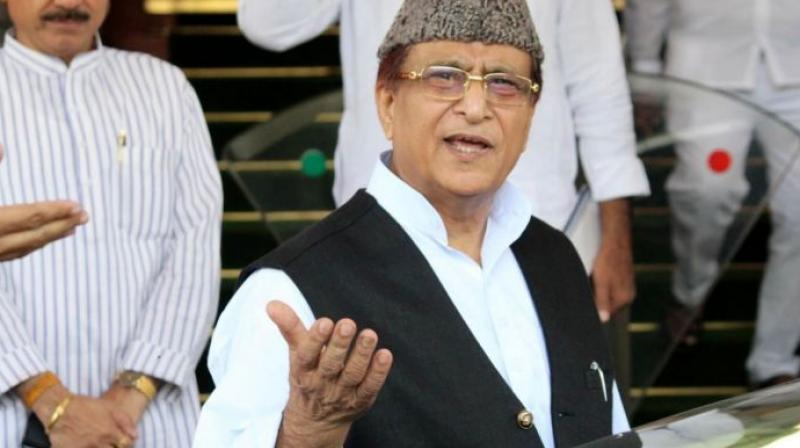 Azam khan on mob lynching incidents punishment muslims are getting after