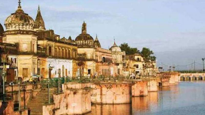 ayodhya case sunni waqf board