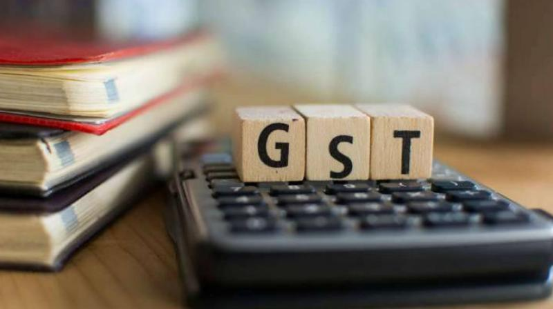 GST colection down from rs 1 lakhs crore