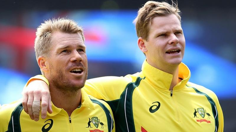 Steve Smith And Warner