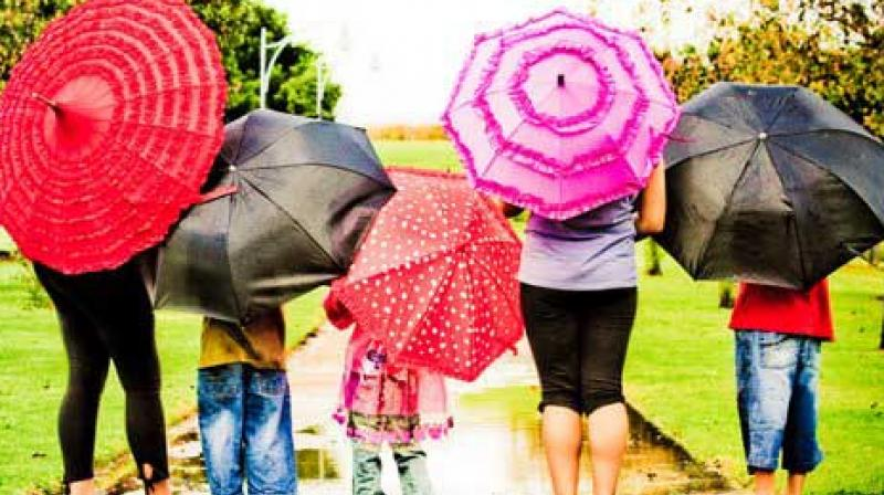 child care during monsoon