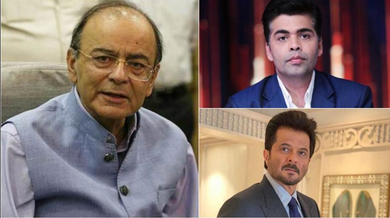 Bollywood mourns the death of former finance minister Arun Jaitley.