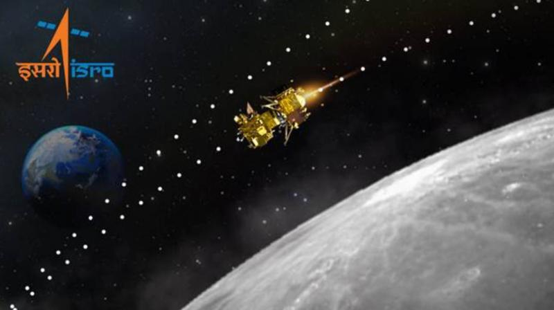 ISRO loses touch with lander