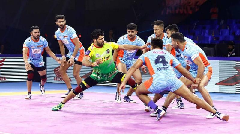 Bengal Warriors vs Patna Pirates