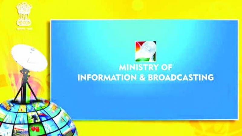 The Ministry is considering sending film awards through mail