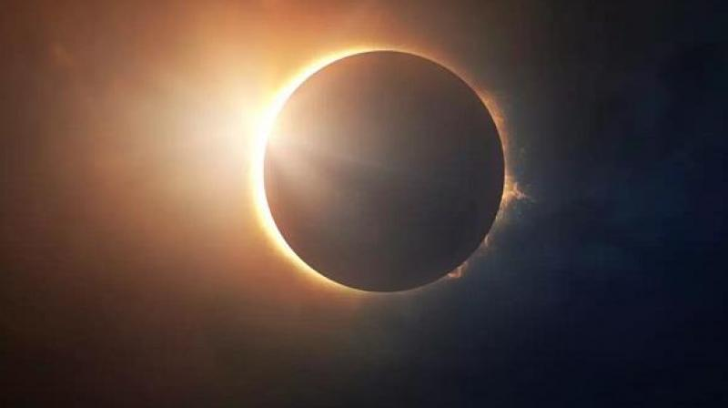 Solar eclipse 26 december