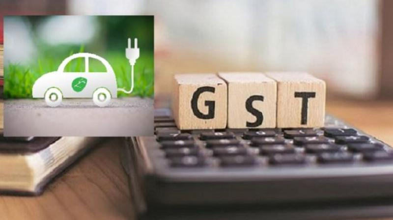 GST council may reduce tax on electric vehicles