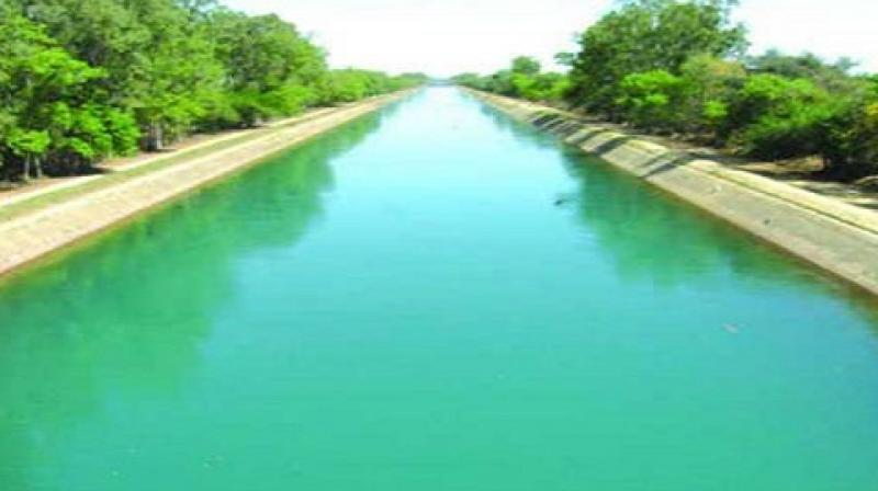 Water released in canals of Punjab