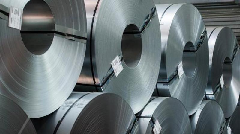 Raw Steel Production