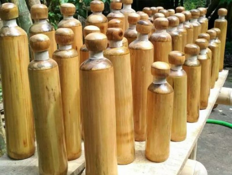 Plastic bamboo bottle to be launched on October 1