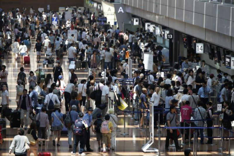 All travellers leaving Japan to pay 1,000-yen