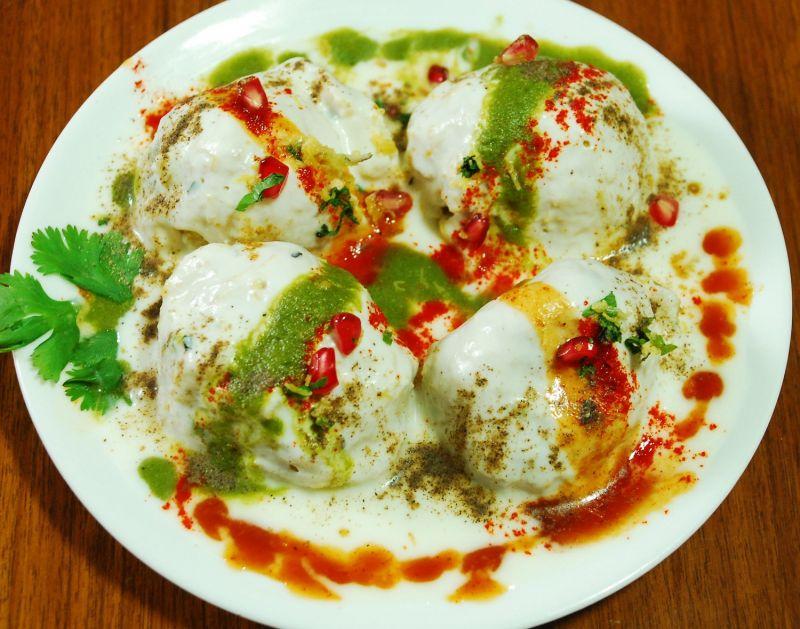 Stuffed Dahi Vada