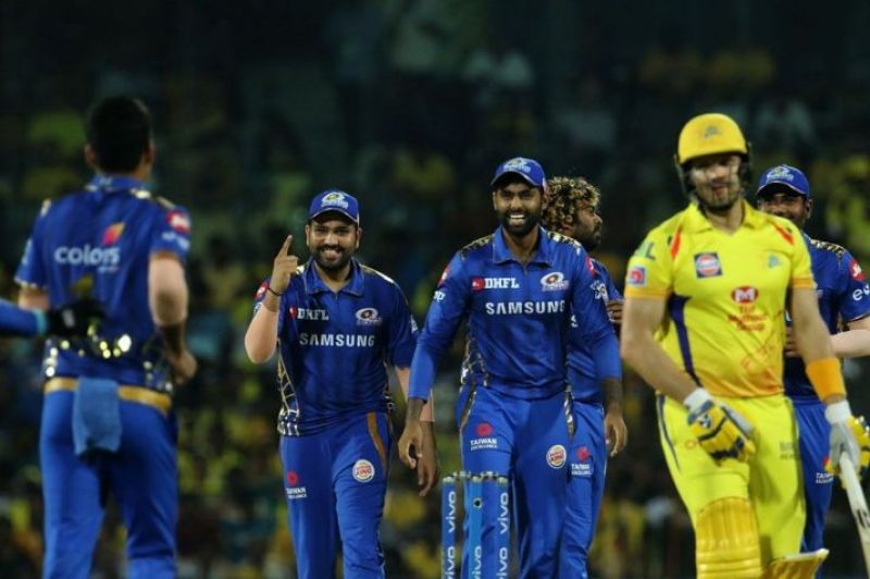 MI vs CSK : IPL Qualifier 1 match