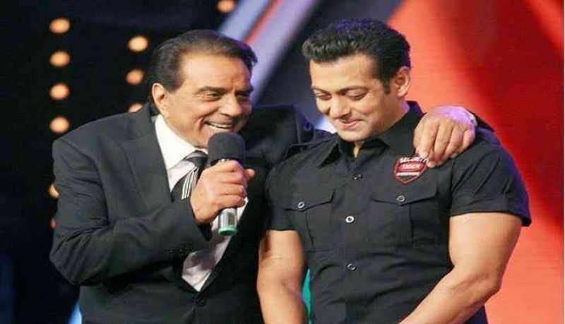 Salman Khan cast Dharmendra to play his father in Dabangg 3