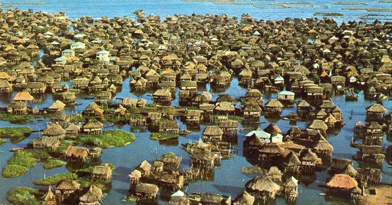 africa genvi village