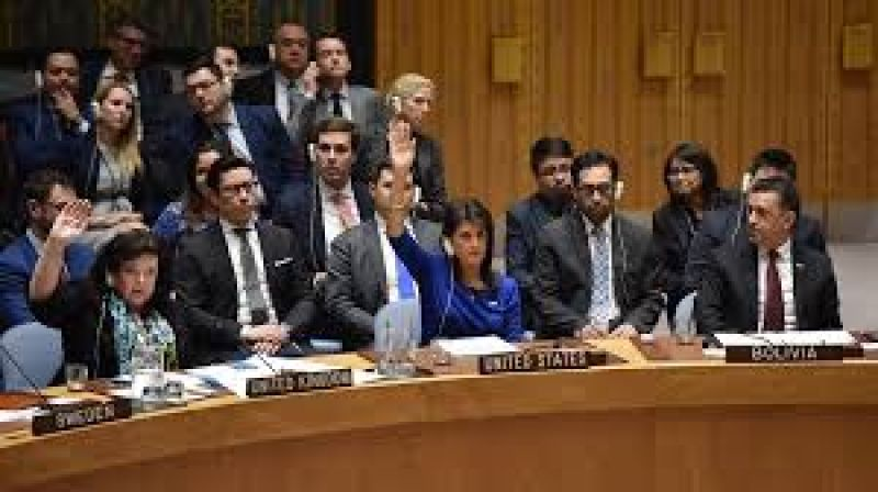 UN rejects Russia's proposal of condemning American attack on Syria