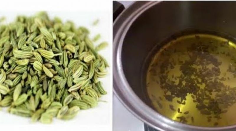 Fennel Seeds Water