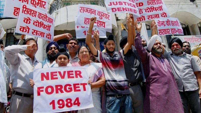 Victims of 1984 Sikh Riots