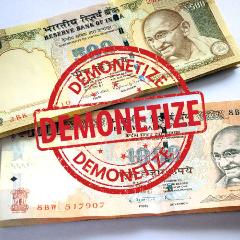 3 year Complete Of Demonetisation