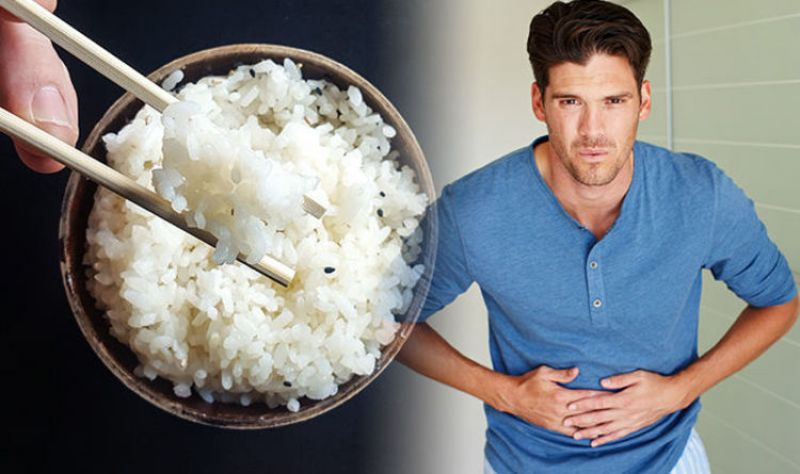 Food Poisoning Leftover Rice