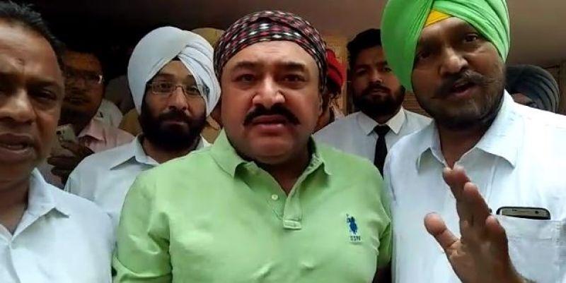 SHO Parminder Bajwa Arrest