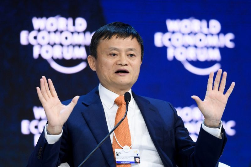 Jack Ma denies report of imminent retirement