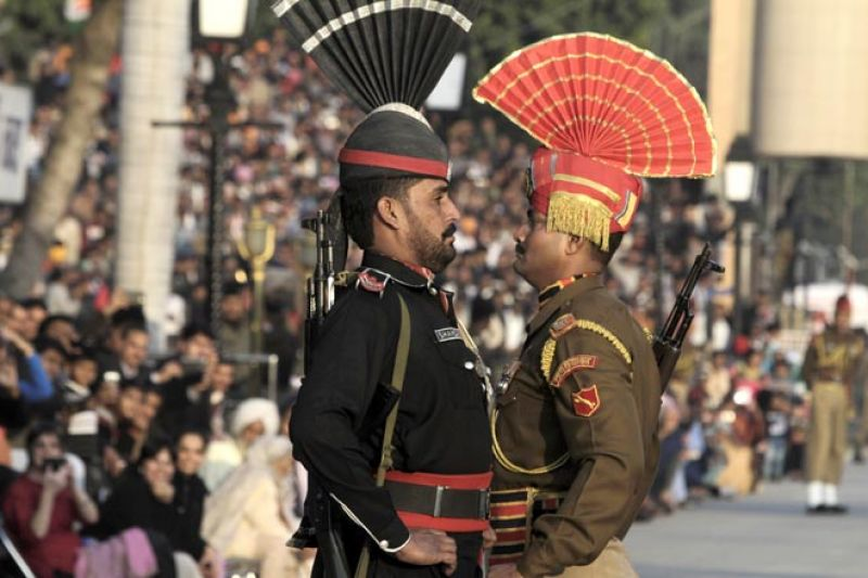 No exchange of sweets between BSF and Pakistan Rangers