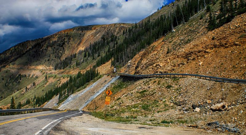 Beartooth Highway, Montana and Wyoming