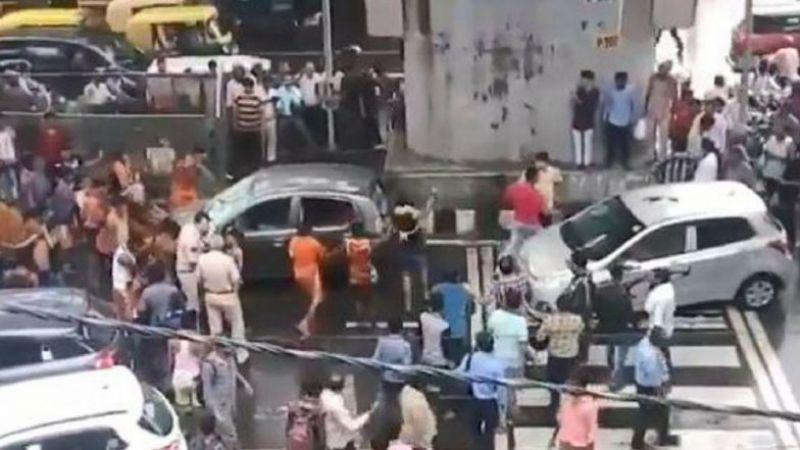 Kanwariyas violence
