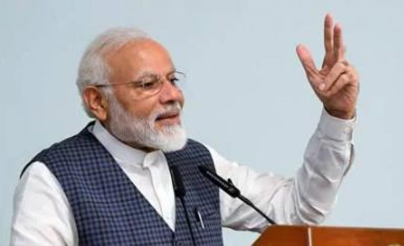 Article 370 was a hurdle for development of Jammu & Kashmir : Modi
