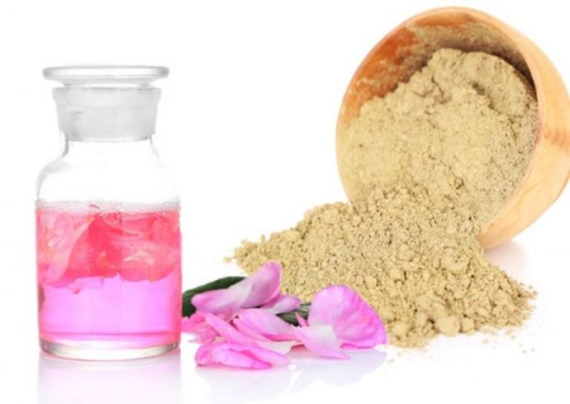 Sandal And Rose Water