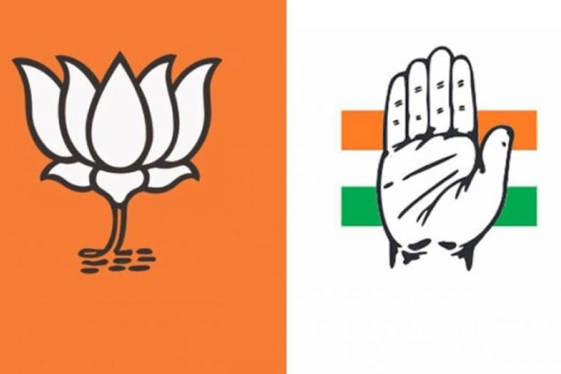 BJP & Congress