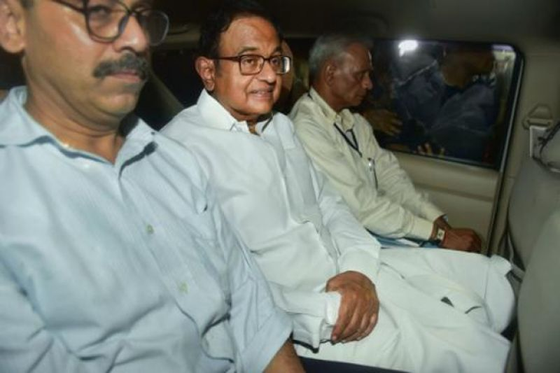 Chidambaram Arrest Is Like Karunanidhi Arrest