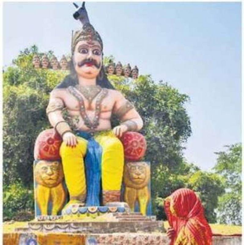 Ravan son in law madhya pradesh
