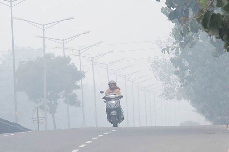 Cold wave in North India